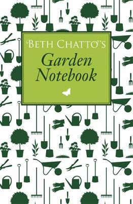 Beth Chatto's Garden Notebook: Beth Chatto's Garden Notebook (Paperback)
