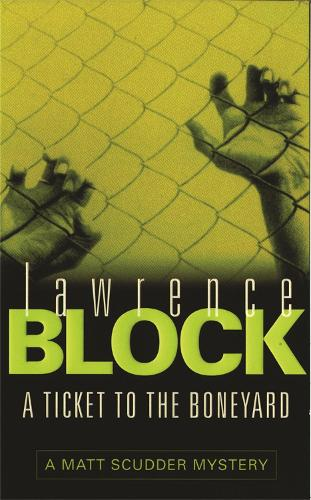 A Ticket to the Boneyard (Paperback)