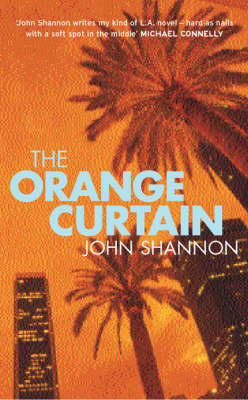 The Orange Curtain - Otto Penzler Books (Paperback)