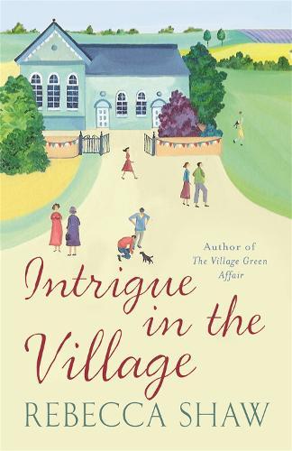 Intrigue In The Village - Turnham Malpas (Paperback)