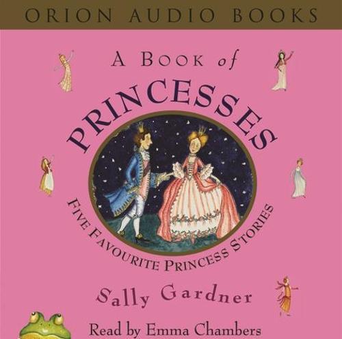 A Book of Princesses (CD-Audio)