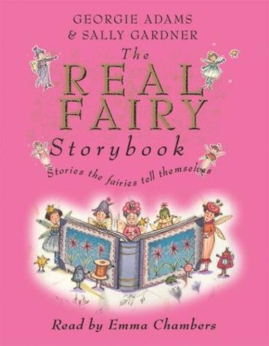 The Real Fairy Storybook (CD-Audio)