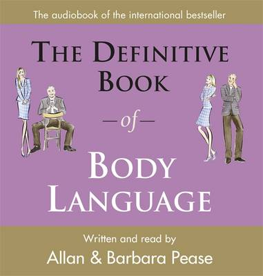 The Definitive Book of Body Language (CD-Audio)