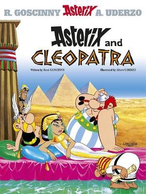 Asterix: Asterix and Cleopatra: Album 6 - Asterix (Hardback)