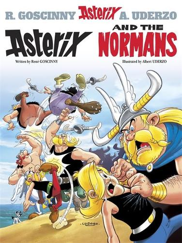 Asterix: Asterix and the Normans: Album 9 - Asterix (Hardback)