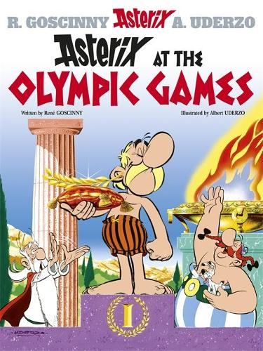 Asterix: Asterix at the Olympic Games: Album 12 - Asterix (Paperback)