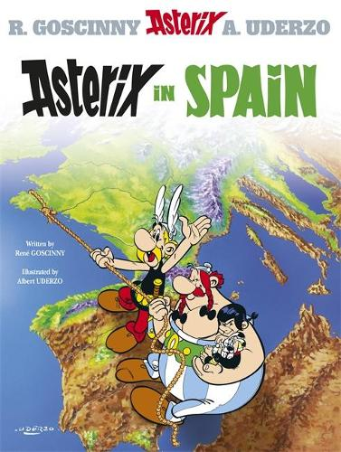 Asterix: Asterix in Spain: Album 14 - Asterix (Paperback)
