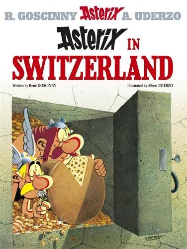 Asterix: Asterix in Switzerland: Album 16 - Asterix (Paperback)