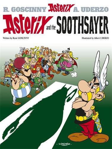 Asterix: Asterix and the Soothsayer: Album 19 - Asterix (Hardback)