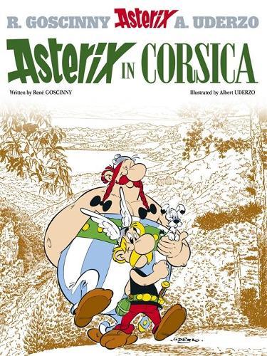 Asterix: Asterix in Corsica: Album 20 - Asterix (Paperback)