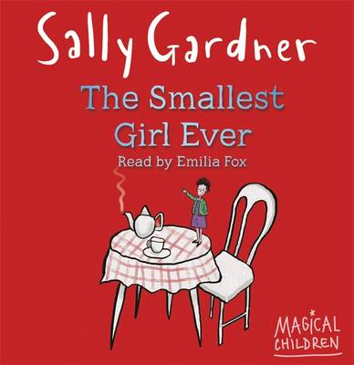 The Smallest Girl Ever (CD-Audio)
