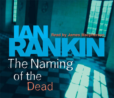 The Naming Of The Dead (CD-Audio)