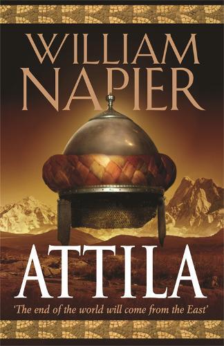Attila: The Scourge of God - Attila (Paperback)