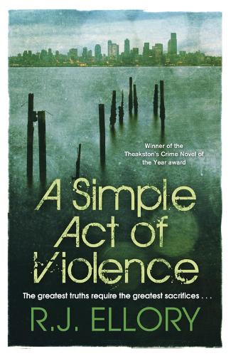 A Simple Act of Violence (Paperback)