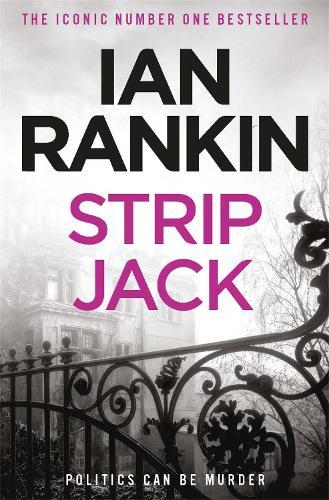 Strip Jack - A Rebus Novel (Paperback)