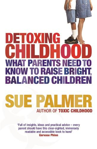 Detoxing Childhood: What Parents Need to Know to Raise Happy, Successful Children (Paperback)
