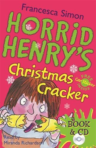 Horrid Henry's Christmas Cracker: Book 15 - Horrid Henry