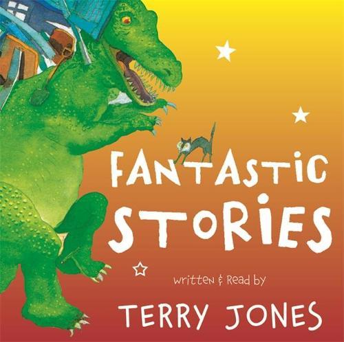 Fantastic Stories (CD-Audio)