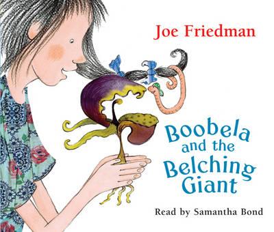 Boobela and the Belching Giant (CD-Audio)