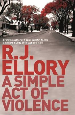 A Simple Act of Violence (Hardback)