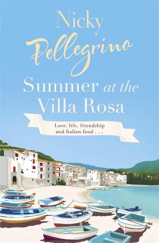 Summer at the Villa Rosa (Paperback)