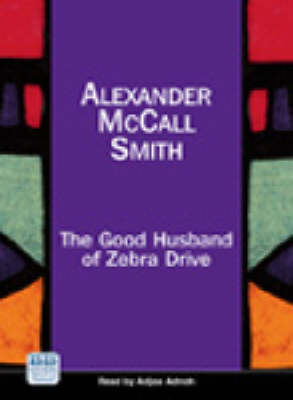 The Good Husband of Zebra Drive (CD-Audio)
