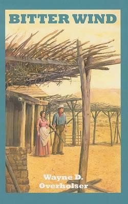 Bitter Wind - Sagebrush Western S. (Hardback)