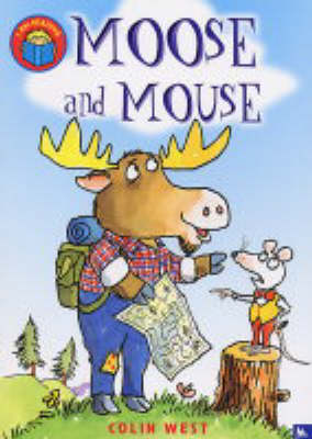 Moose and Mouse - I am Reading (Paperback)