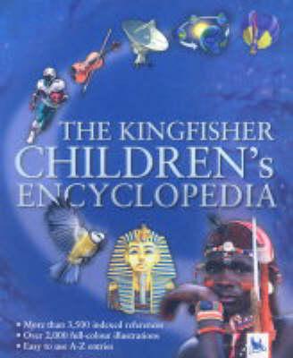 The Kingfisher Children's Encyclopedia (Hardback)
