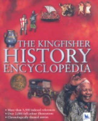 The Kingfisher History Encyclopedia (Hardback)
