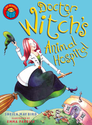 Doctor Witch's Animal Hospital - I am Reading (Paperback)