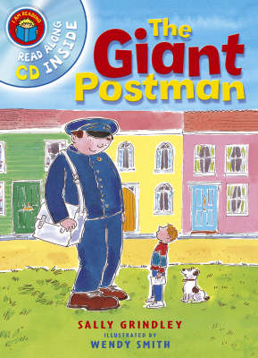 The Giant Postman - I am Reading