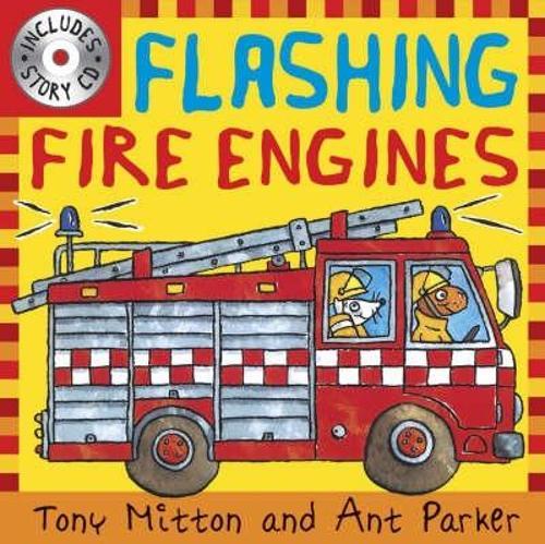 Amazing Machines: Flashing Fire Engines - Amazing Machines (Paperback)