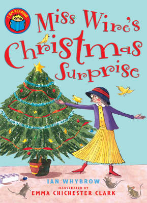 Miss Wire's Christmas Surprise - I am Reading (Paperback)