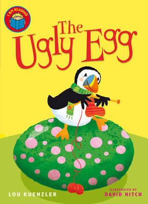I am Reading: The Ugly Egg (Paperback)