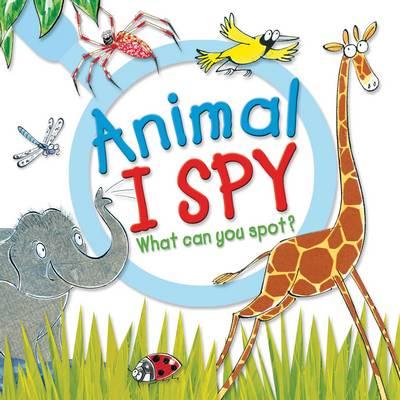 Animal I Spy by Kate Sheppard | Waterstones