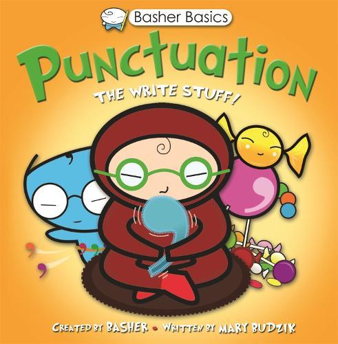 Basher Basics: Punctuation - Basher (Paperback)