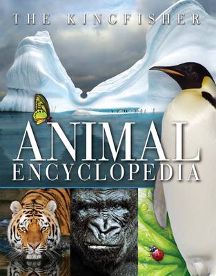 The Kingfisher Animal Encyclopedia (Hardback)