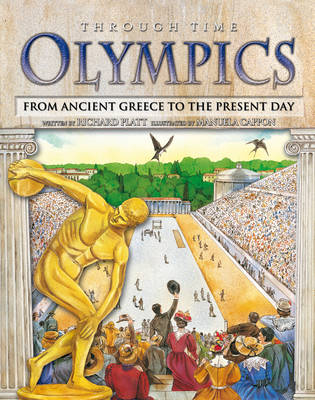 Through Time: Olympics (Hardback)