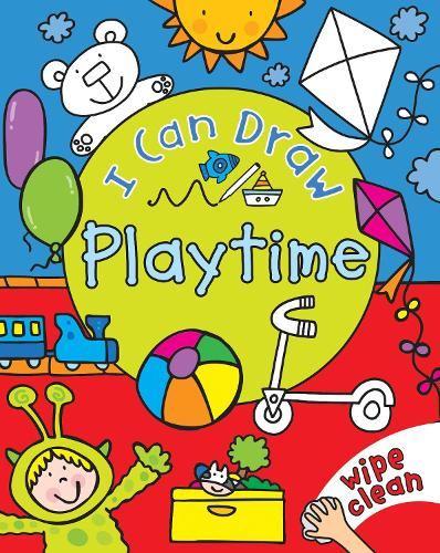 I Can Draw: Playtime (Board book)