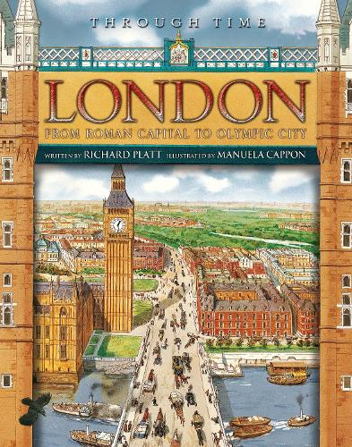 Through Time: London (Paperback)