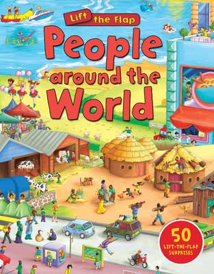 People Around the World (Hardback)
