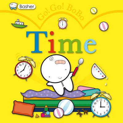 Go! Go! Bobo! Time (Board book)
