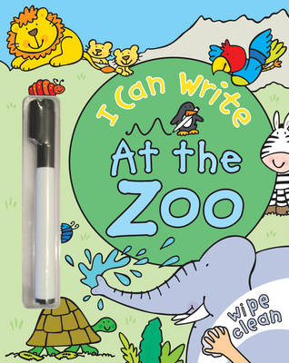 I Can Write: At the Zoo (Paperback)