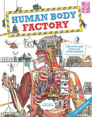 The Human Body Factory (Hardback)