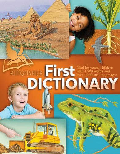 Kingfisher First Dictionary (Paperback)