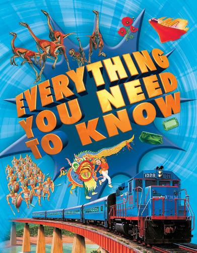 Everything You Need to Know - Everything You Need to Know (Paperback)