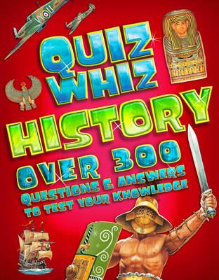 Quiz Whiz: History (Paperback)