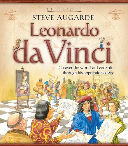 Lifelines: Leonardo da Vinci (Paperback)