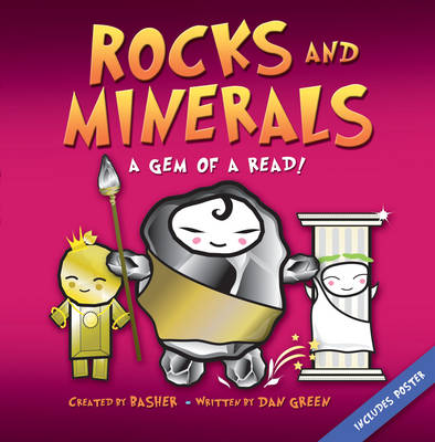 Basher Science: Rocks and Minerals (Paperback)